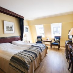 Отель Hotell Refsnes Gods 4* Стандартный номер с 2 отдельными кроватями