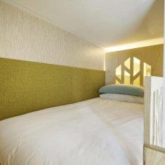 aFIRST Hotel Myeongdong 3* Стандартный семейный номер с двуспальной кроватью фото 8
