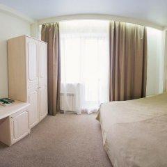 Президент Отель 4* Улучшенный номер с различными типами кроватей фото 13