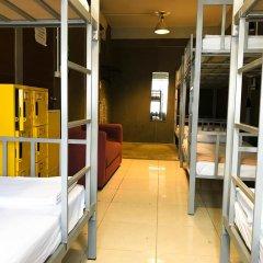 Mile Map Hostel Кровать в общем номере фото 3