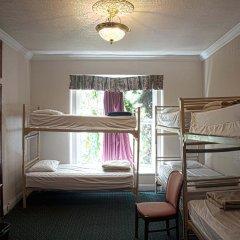 Amsterdam Hostel San Francisco Кровать в общем номере с двухъярусной кроватью фото 11