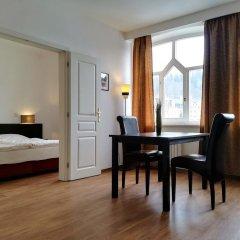 Апартаменты Apartments Marienbad Марианске-Лазне комната для гостей фото 3