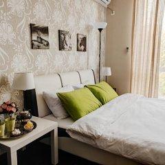 Гостиница Эко-стиль Стандартный номер с различными типами кроватей фото 10
