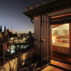 Отель Solar MontesClaros 2* Апартаменты с различными типами кроватей фото 2
