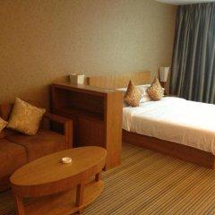 Landmark International Hotel Science City 4* Семейный номер Делюкс с разными типами кроватей фото 3