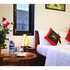 Отель Sunny Garden Homestay Стандартный номер с различными типами кроватей фото 7