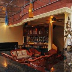 Pattaya Garden Apartments Boutique Hotel гостиничный бар