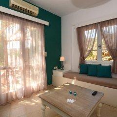 Pela Mare Hotel 4* Улучшенные апартаменты с различными типами кроватей фото 3
