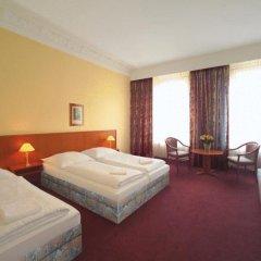 Hotel Residence am Hauptbahnhof 3* Стандартный номер с различными типами кроватей фото 9