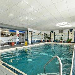Отель Econo Lodge South Calgary Канада, Калгари - отзывы, цены и фото номеров - забронировать отель Econo Lodge South Calgary онлайн бассейн фото 3