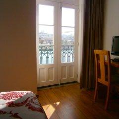 Отель Apartamentos sobre o Douro Стандартный номер двуспальная кровать фото 23