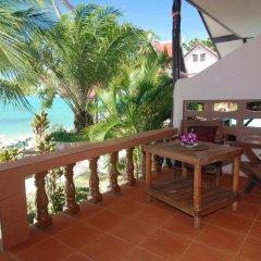 Отель Adarin Beach Resort 3* Улучшенное бунгало с различными типами кроватей фото 25