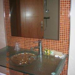 Отель Posada Plaza Mayor de Alaejos 3* Стандартный номер с двуспальной кроватью фото 6