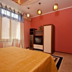 Гостиница Тис Номер Бизнес разные типы кроватей фото 3