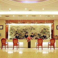 Zhongfang Hotel интерьер отеля