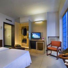 Hotel Gourmet Empordà 4* Стандартный номер разные типы кроватей фото 5