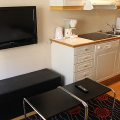 Ole Bull Hotel & Apartments 3* Студия с различными типами кроватей фото 2