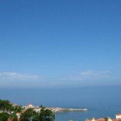 Hotel Mar Comillas пляж