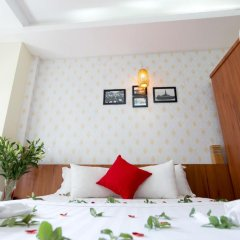 The Queen Hotel & Spa 3* Улучшенный номер двуспальная кровать фото 11