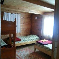 Pokut Doğa Konukevi Стандартный семейный номер с двуспальной кроватью