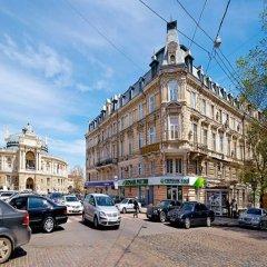 Апартаменты Best Apartments on Deribasovskoy парковка