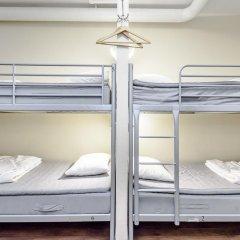 City Hostel Кровать в общем номере фото 13
