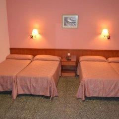 Отель Cuatro Naciones 2* Стандартный номер с различными типами кроватей фото 8