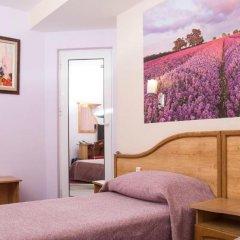 Отель Дафи 3* Стандартный номер с различными типами кроватей фото 9