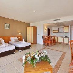 Prestige Hotel and Aquapark 4* Студия с различными типами кроватей фото 14