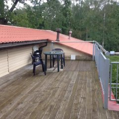 Отель Concordia Юрмала балкон
