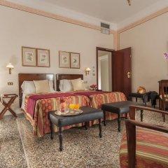 Отель Nord Nuova Roma 3* Улучшенный номер с различными типами кроватей фото 6