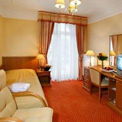 Spa Hotel Vltava комната для гостей