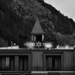 Отель Unique Hotel Post Швейцария, Церматт - отзывы, цены и фото номеров - забронировать отель Unique Hotel Post онлайн балкон
