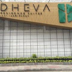 Отель Demeter Residence Suites Bangkok Бангкок спортивное сооружение