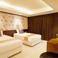 Avana Bangkok Hotel 4* Стандартный номер фото 3