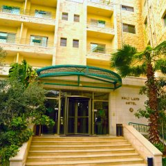 Holy Land Hotel Израиль, Иерусалим - 1 отзыв об отеле, цены и фото номеров - забронировать отель Holy Land Hotel онлайн фото 2