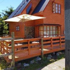 Отель Cabaña El Volcan фото 4