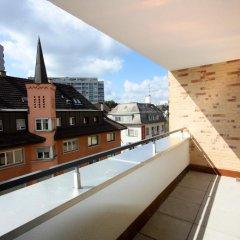 Отель Swiss Star Franklin Цюрих балкон