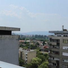Апартаменты Gorbatchov Studio балкон