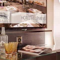 Boutique Hotel Wellenberg Цюрих в номере фото 2