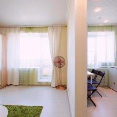 Гостиница Flatio Люсиновская улица комната для гостей фото 5