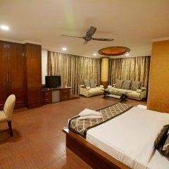Отель Chirag Residency Индия, Нью-Дели - отзывы, цены и фото номеров - забронировать отель Chirag Residency онлайн комната для гостей фото 4