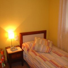 Отель Hostal Restaurante Arasa Стандартный номер с различными типами кроватей фото 7