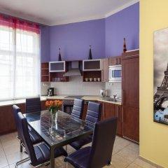 Апартаменты Capital Apartments Prague Апартаменты с различными типами кроватей фото 4