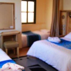 Отель Kasbah Sirocco Марокко, Загора - отзывы, цены и фото номеров - забронировать отель Kasbah Sirocco онлайн комната для гостей фото 2