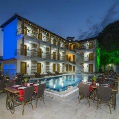 Amore Hotel Турция, Кемер - 1 отзыв об отеле, цены и фото номеров - забронировать отель Amore Hotel онлайн бассейн фото 3