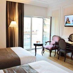 Отель Xheko Imperial Hotel Албания, Тирана - отзывы, цены и фото номеров - забронировать отель Xheko Imperial Hotel онлайн комната для гостей фото 4