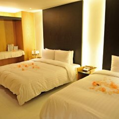 Grammos Hotel 3* Люкс с различными типами кроватей фото 5