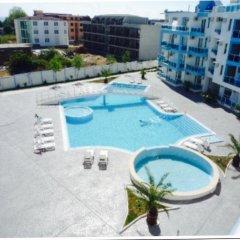 Отель Odysseus Nessebar бассейн фото 2