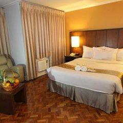 Отель The Corporate Inn Hotel Филиппины, Манила - отзывы, цены и фото номеров - забронировать отель The Corporate Inn Hotel онлайн комната для гостей фото 2